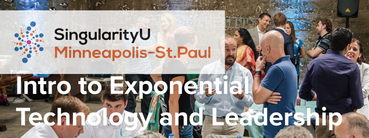 Exponential Tech and Leadership