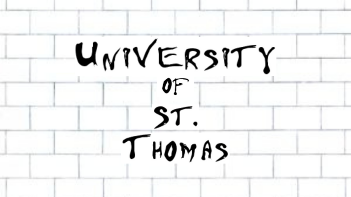 UST on The Wall