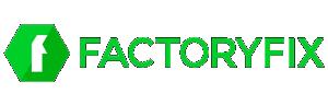 FactoryFix logo
