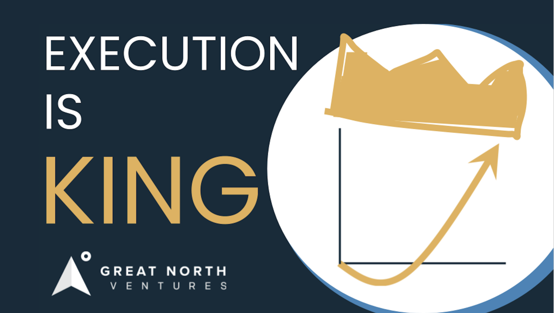"""""""Execution is King"""" – the Great North Ventures Podcast"""
